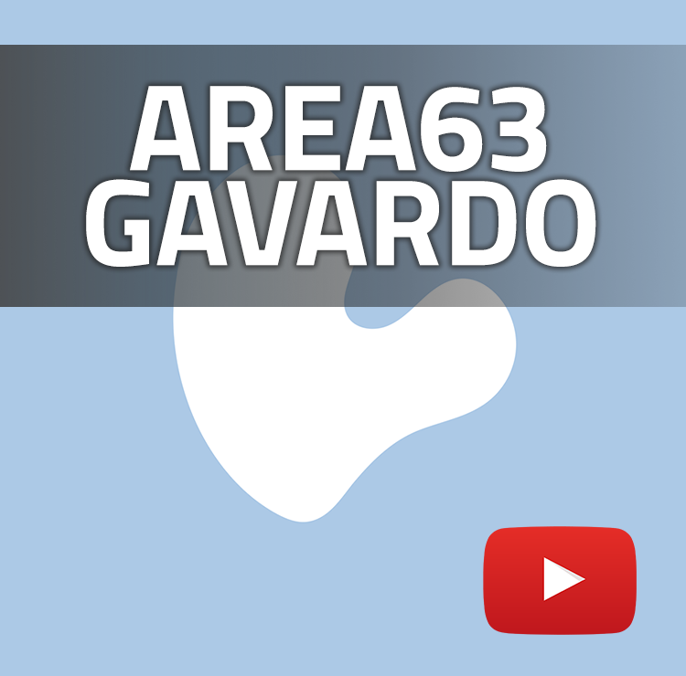 Canale Youtube AREA63 Gavardo